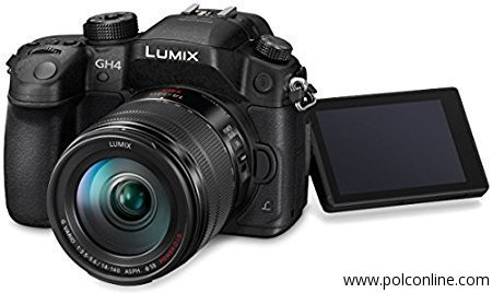Panasonic Lumix GH4A 16MP Digital SLR Camera
